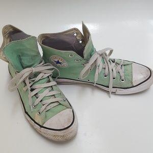 Converse Shoes   Converse Sea Green